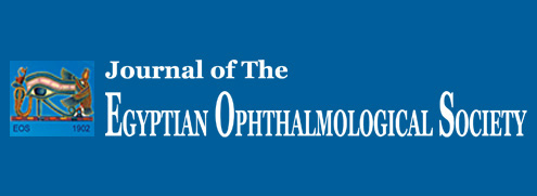 Journal of the Egyptian Ophthalmological Society